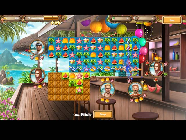 5 Star Hawaii Resort IPad IPhone Android Mac PC Game