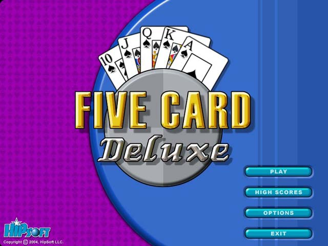 Video for Five Card Deluxe