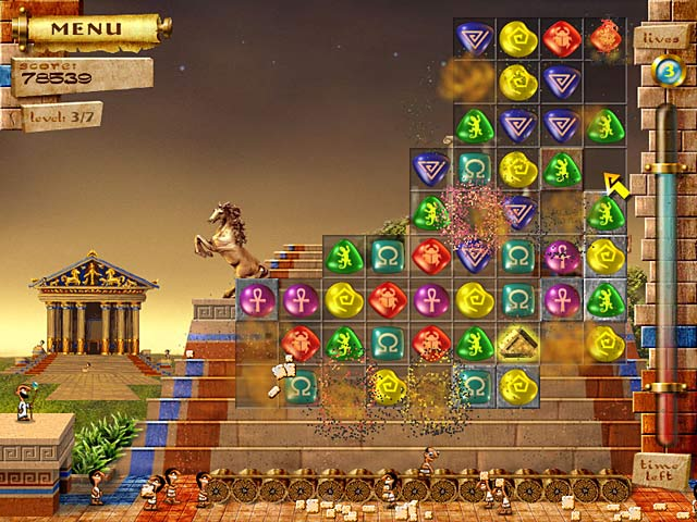 7 wonders of the world game play online free