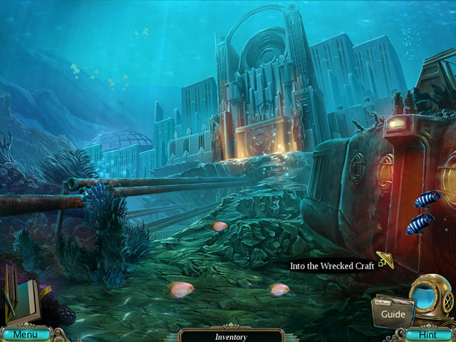 Abyss The Wraiths Of Eden Gt Ipad Iphone Android Mac
