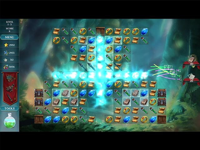 Academy of Magic: Dark Possession - Screenshot