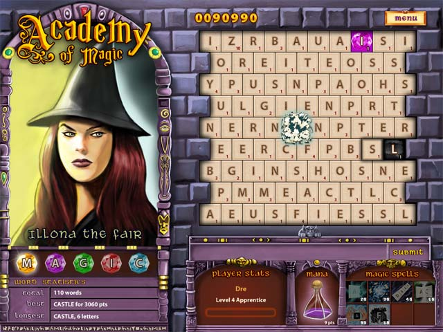 Video for Academy of Magic - Word Spells
