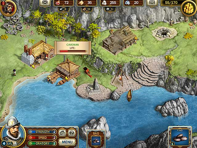 Adelantado Trilogy Book Three Ipad Iphone Android Mac Pc Game Big Fish