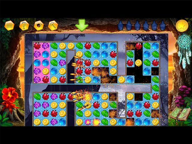 Adventure Match - Screenshot