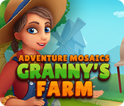 Adventure Mosaics: Granny's Farm