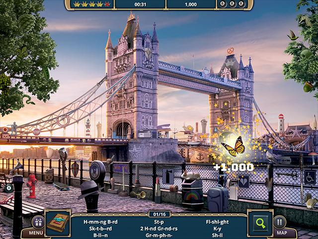 Adventure Trip: London - Screenshot