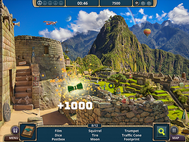 Adventure Trip: Wonders of the World Collector's Edition - Screenshot