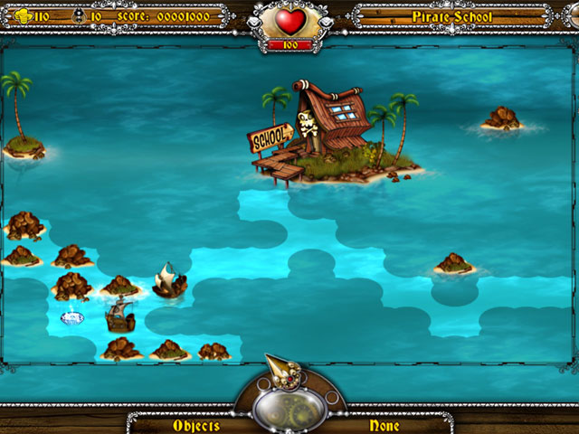The Adventures of Mary Ann: Lucky Pirates > iPad, iPhone, Android