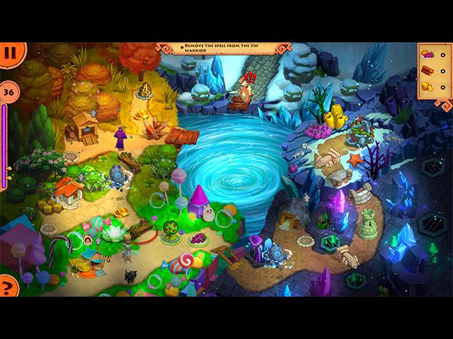 Adventures of Megara: Antigone and the Living Toys - Screenshot