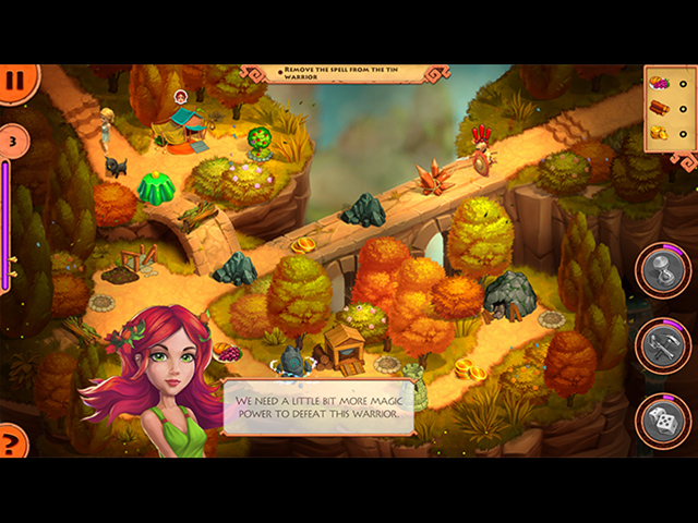 Adventures of Megara: Antigone and the Living Toys Collector's Edition - Screenshot