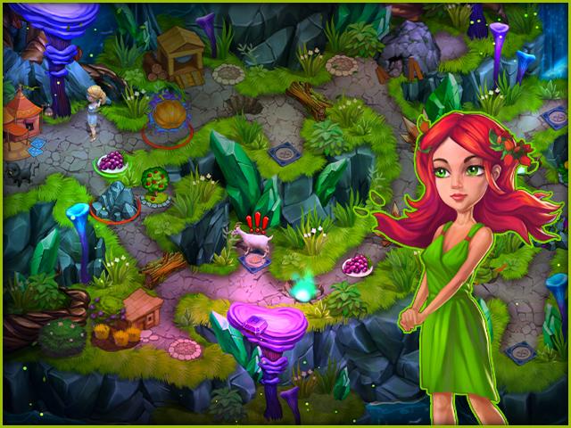 Adventures of Megara: Demeter's Cat-astrophe - Screenshot 3