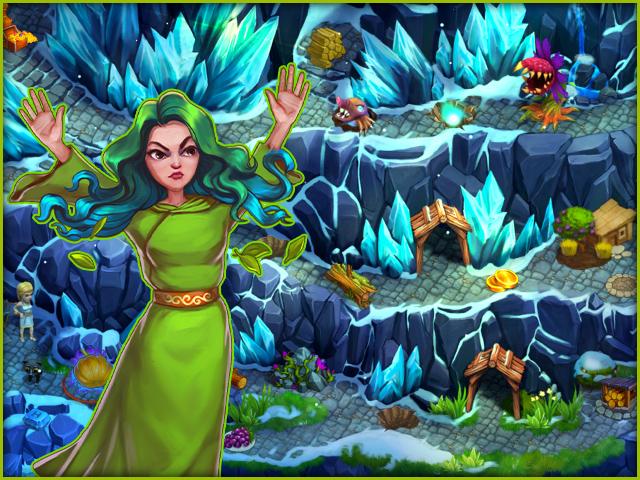 Adventures of Megara: Demeter's Cat-astrophe - Screenshot 2
