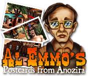 Al Emmo's Postcards from Anozira