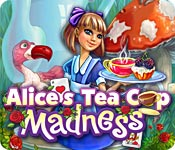 time management games software casual games  Alices Teacup Madness