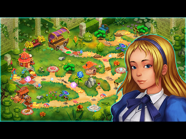 Alice's Wonderland 2: Stolen Souls - Screenshot 1