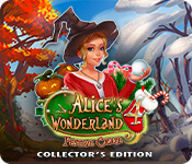 Alice's Wonderland 4: Festive Craze Collector's Edition