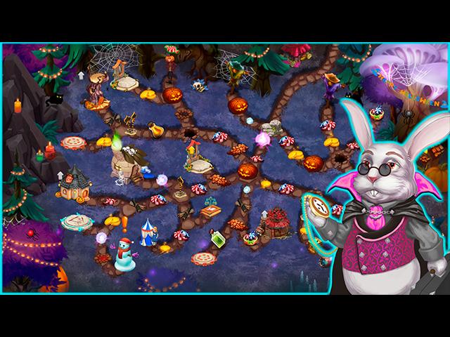 Alice's Wonderland 4: Festive Craze Collector's Edition - Screenshot