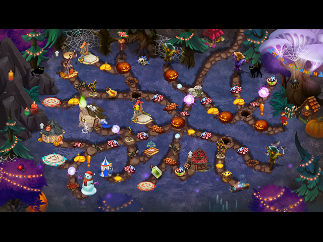 Alice's Wonderland 4: Festive Craze - Screenshot