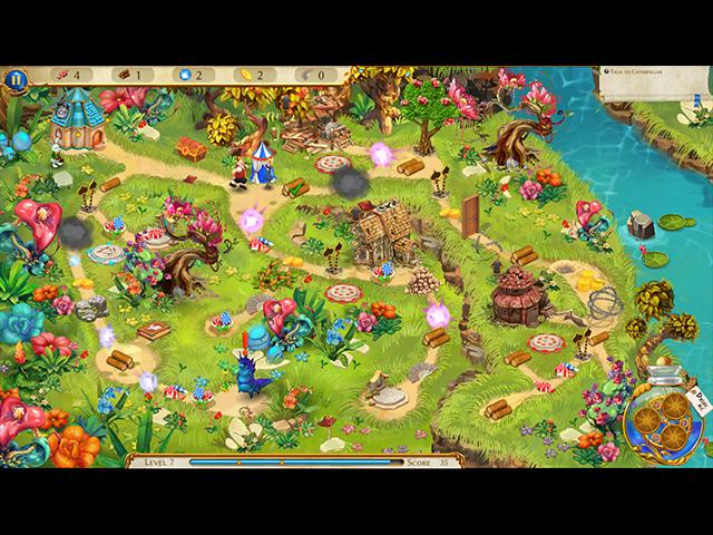 Alice's Wonderland: Cast In Shadow - Screenshot 1