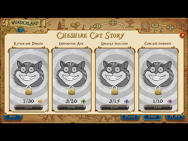 Alice's Wonderland: Cast In Shadow - Screenshot 3