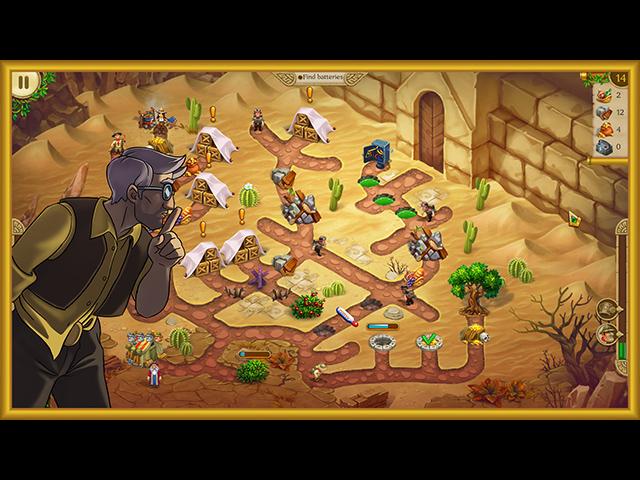Alicia Quatermain 4: Da Vinci and the Time Machine - Screenshot