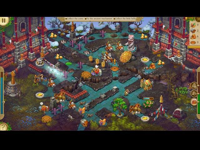 Alicia Quatermain 2: The Stone of Fate Game