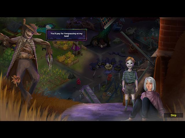 Amanda's Magic Book 3: The Spirit World - Screenshot