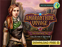 Screenshot for Amaranthine Voyage: The Burning Sky Collector's Edition