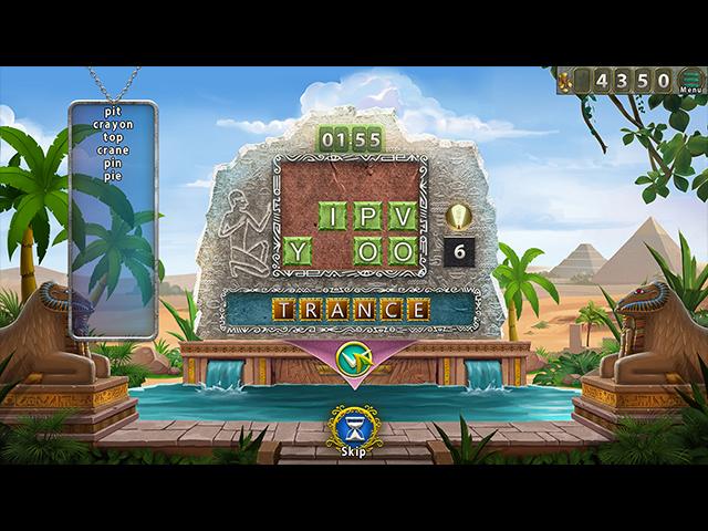 Amazing Pyramids: Rebirth - Screenshot