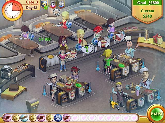 Download Cafeland World Kitchen for PC/Laptop/Windows 7 8 10