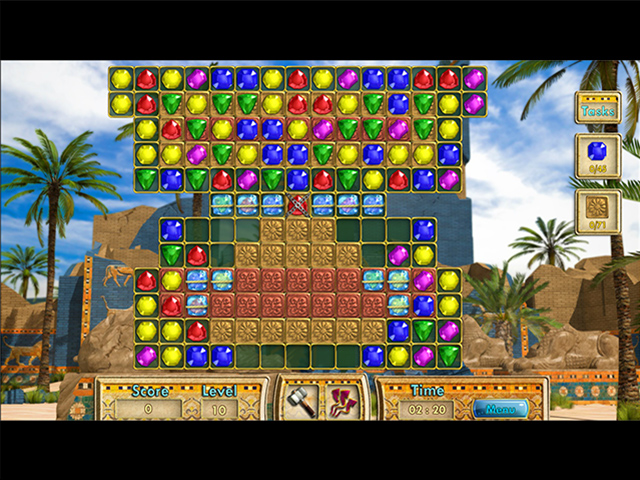 Ancient Jewels: Babylon - Screenshot