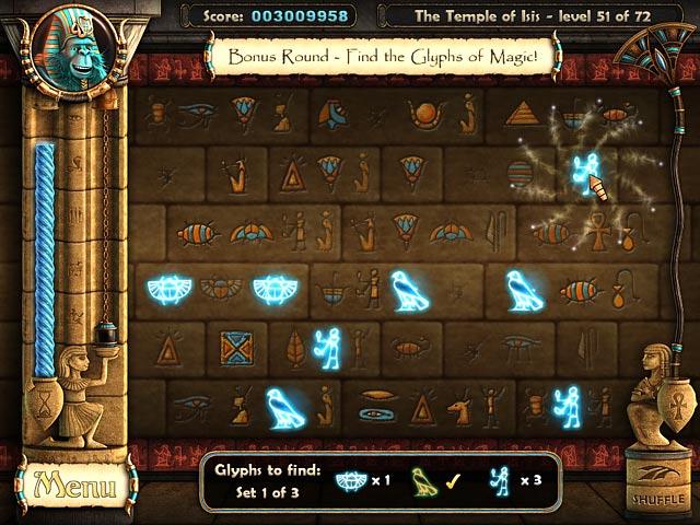 Ancient quest of saqqarah ipad iphone android mac for Big fish games mac