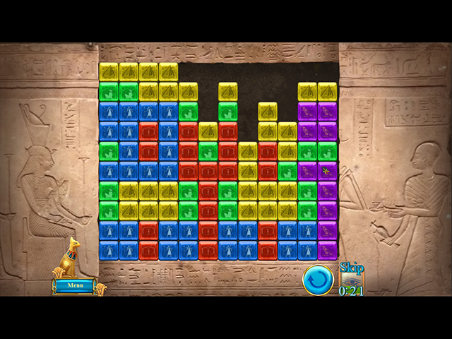 Ancient Wonders: Pharaoh's Tomb - Screenshot