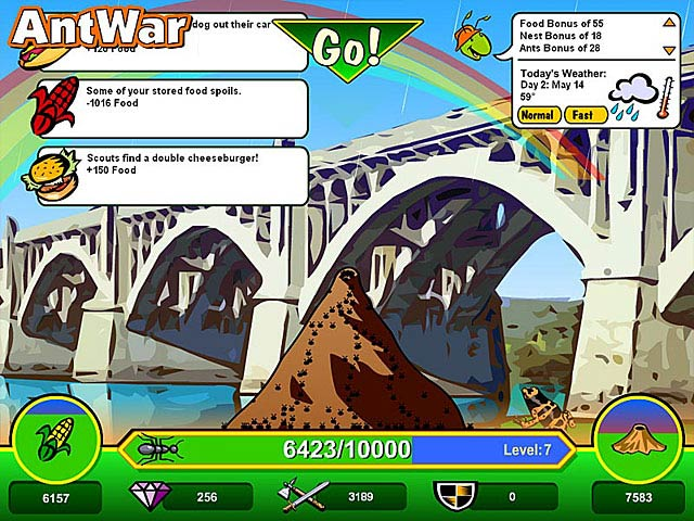 Ant Wars - MMO Apk Download