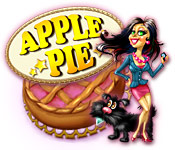 software match 3 casual games  Apple Pie