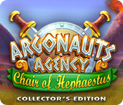 Argonauts Agency: Chair of Hephaestus Collector's Edition
