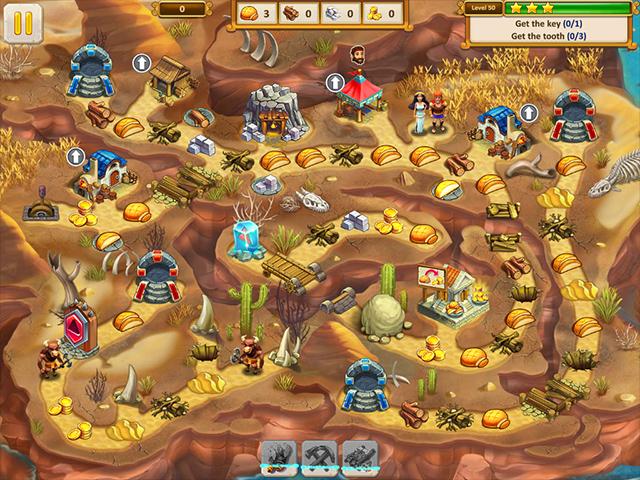 Argonauts Agency: Golden Fleece - Screenshot 2