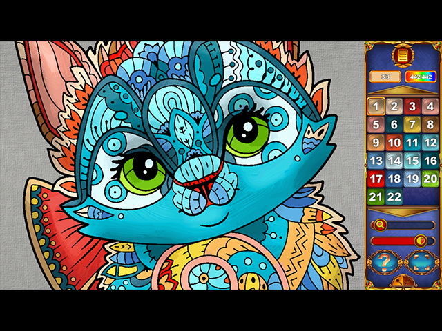 Art By Numbers 2 - Screenshot