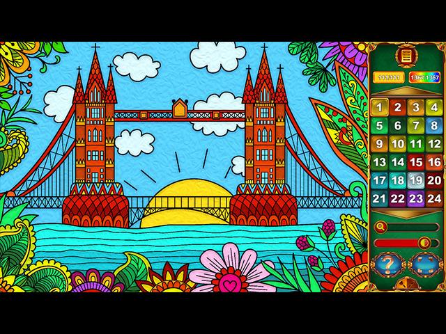 Art By Numbers 3 - Screenshot