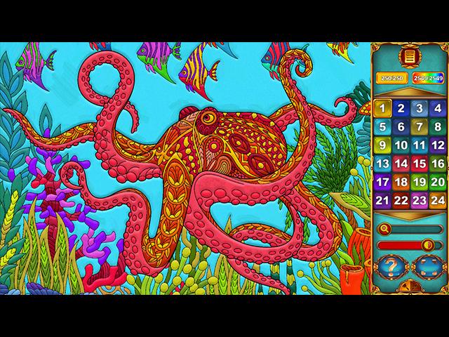 Art By Numbers 4 - Screenshot