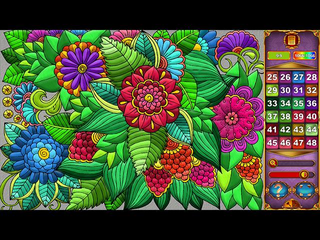 Art By Numbers 5 - Screenshot