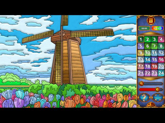 Art By Numbers 8 - Screenshot