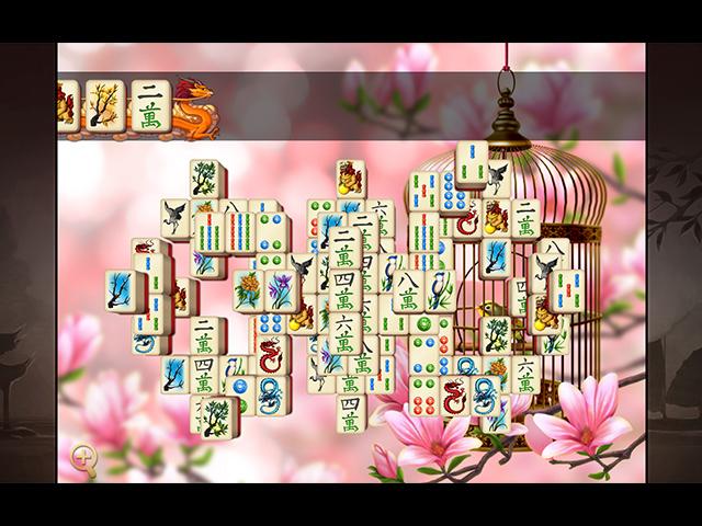 Art Mahjong 4 - Screenshot