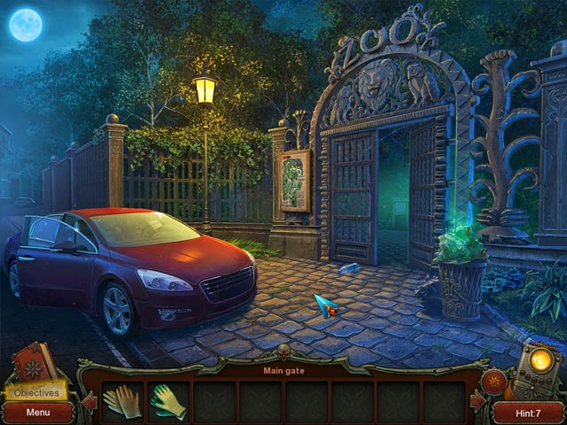 Ashley Clark 2: The Secrets of the Ancient Temple Screen1