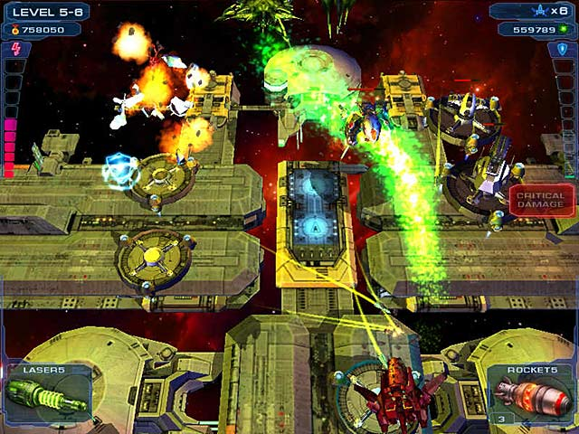 Astro Avenger 2 > iPad, iPhone, Android, Mac & PC Game | Big