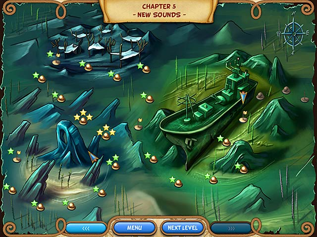 Atlantic quest 2 the new adventures ipad iphone for Big fish games new