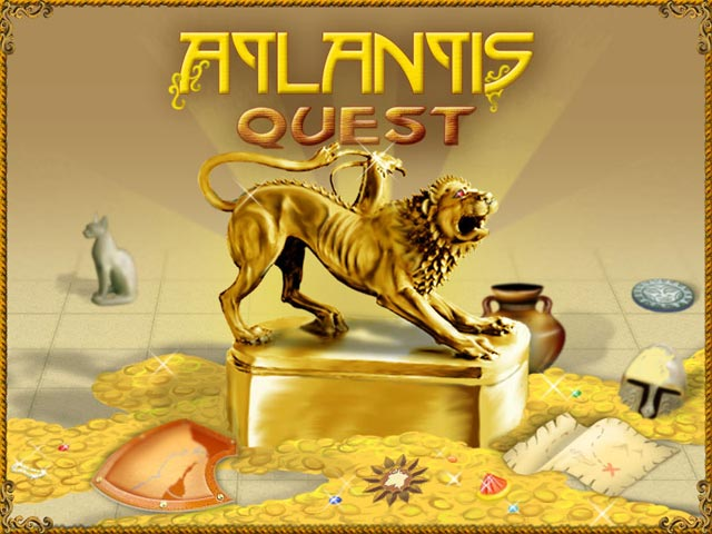 Atlantis Quest - Download Free Games for PC