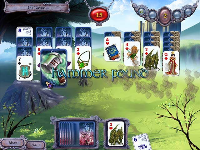 Video for Avalon Legends Solitaire