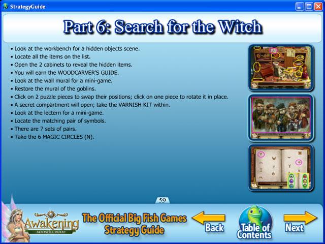 Awakening moonfell wood strategy guide ipad iphone for Big fish casino promo codes