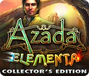 software logic puzzles hidden object mystery software general musings casual games adventure games  Azada: Elementa Collectors Edition